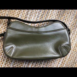 Guess Bags - Vintage olive green Guess handbag